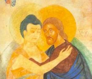 a comparison of jesus christ and the buddha Comparison between buddhism and christianity essay, buy custom  both lord  buddha and jesus christ taught their disciples about the welfare of all human.