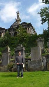 Necropolis in Glasgow
