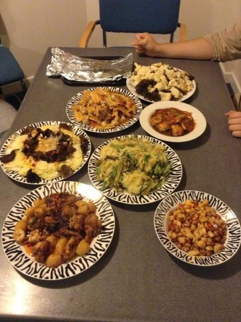 Sida's Chinese Feast